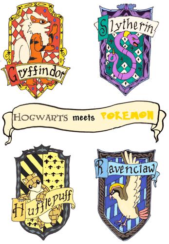 Hogwarts meets Pokemon