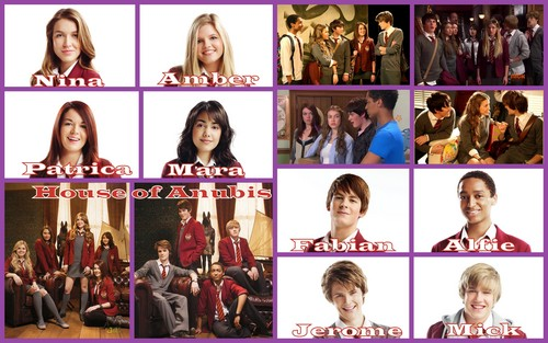 The House of Anubis wallpaper titled House of Anubis Desktop