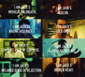 I am Jack's...