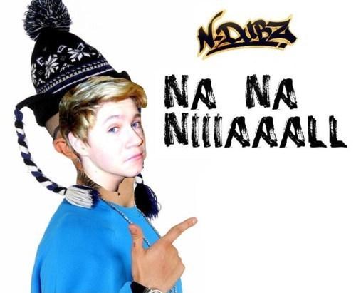 Irish Cutie Niall (Ndubz) Na Na Niall 100% Real :) ♥