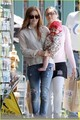 Isla Fisher: Groceries with Baby! - isla-fisher photo