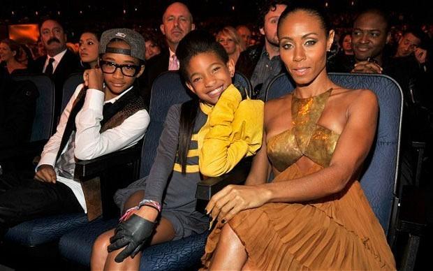 Jaden, Willow & Jada