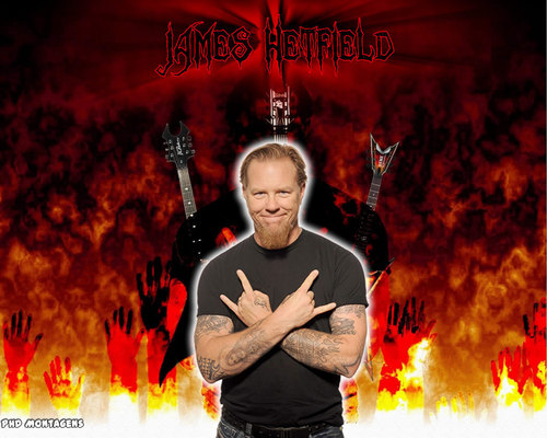 James Hetfield Phd