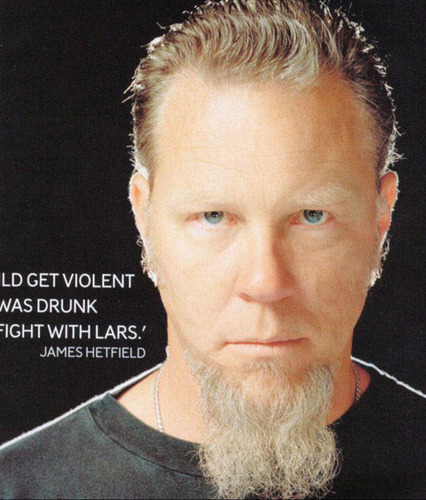 James Hetfield fond d'écran probably with a portrait entitled James Hetfield