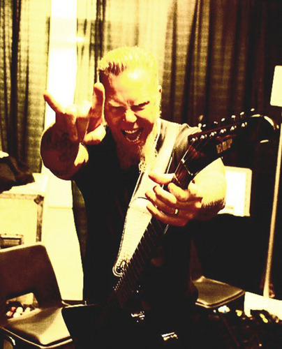 James Hetfield fond d'écran called James Hetfield