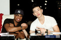 Jay park and NE-Yo