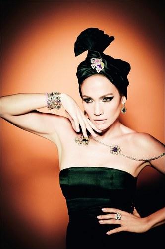 Jennifer - Photoshoots - TOUS [Fall 2011]