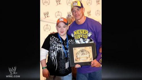 John Cena At Make A Wish 200 Wishes Celebration