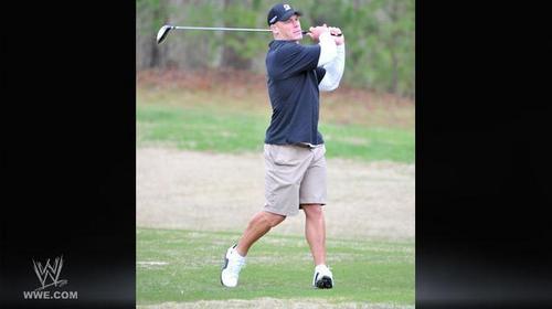 John Cena WM27 Golf
