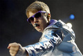 Justin in concert, Madrid