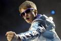 Justin in concert, Madrid