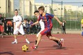 Justin playing soccer in Madrid - i_love_me%60s-world photo