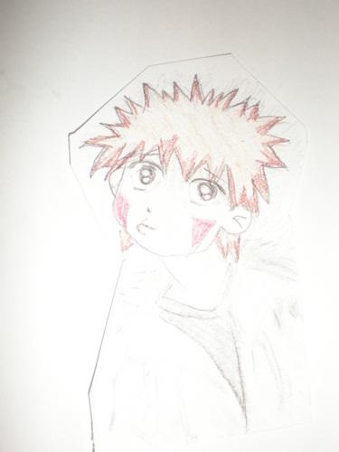 Kiba- the dog boy - কুকুরছানা eyes : )