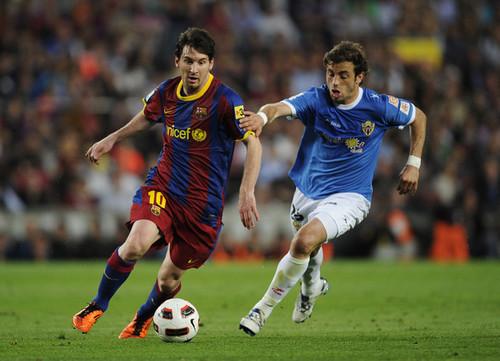 L. Messi (Barcelona - Almeria)