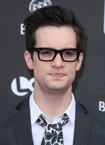 Brendon Urie wallpaper containing a business suit entitled LOGO's NewNowNext Awards - March 7th 2011
