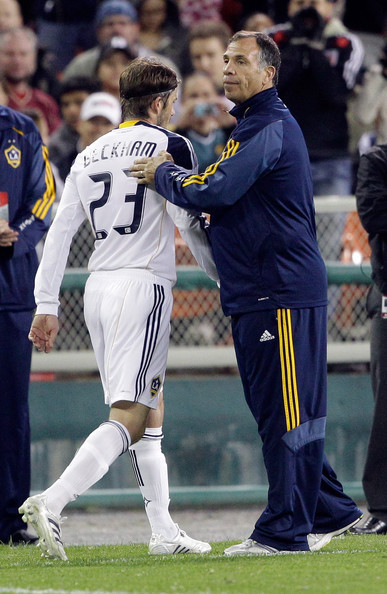 Los Angeles Galaxy v DC United 9 April 2011 David Beckham Photo