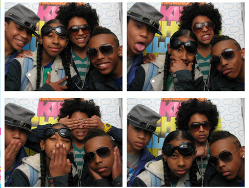 MIndless Behavior @ KCA's - mindless-behavior Photo