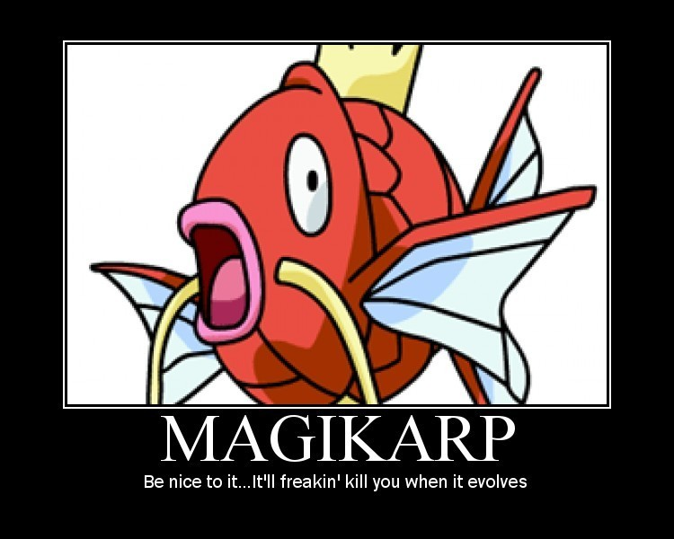 magikarp meme for pinterest - photo #29