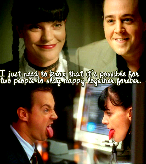 NCIS Franchise - [McAbby] Timothy McGee & Abby Sciuto #7 ... | 500 x 562 png 318kB
