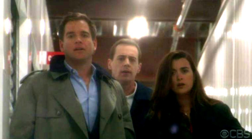 "McGee, Tony, and Ziva in ""Tell-All"""