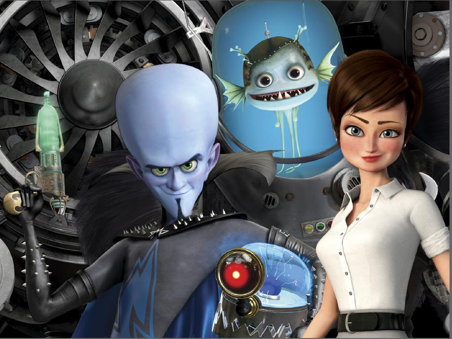 picture of megamind images
