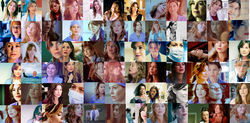 Meredith collage