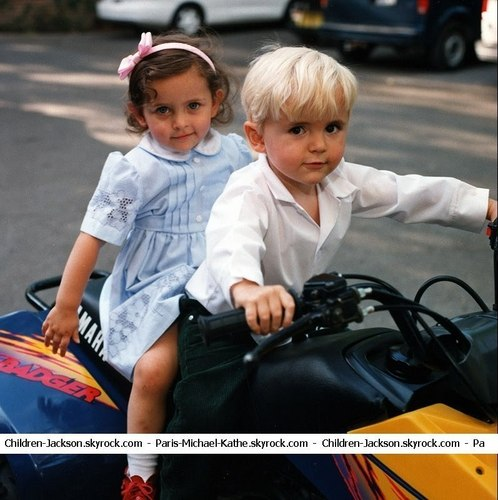 Michael's Beautiful Kids♥♥