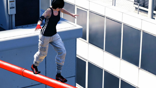 Mirror's Edge wallpaper called Mirror's Edge