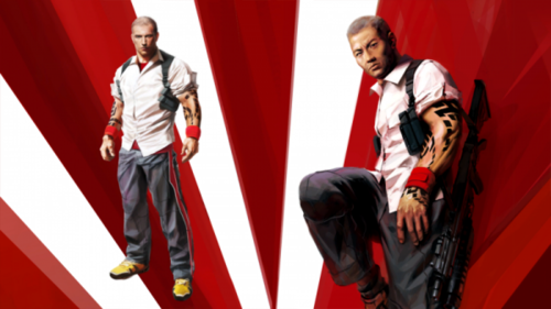 Mirror's Edge wallpaper probably with a well dressed person called Mirror's Edge