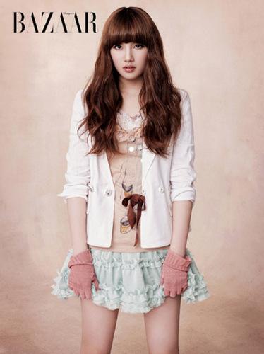Miss A 's suzy