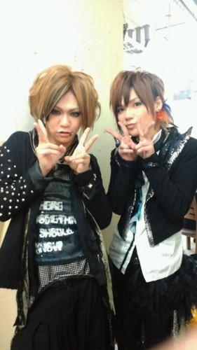 Mizuki (sadie) Nao (daizystripper)