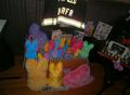 My Peep Shrine 8-D - marshmallow-peeps photo