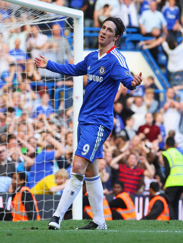 Nando - Chelsea(1) vs Wigan Athletic(0)