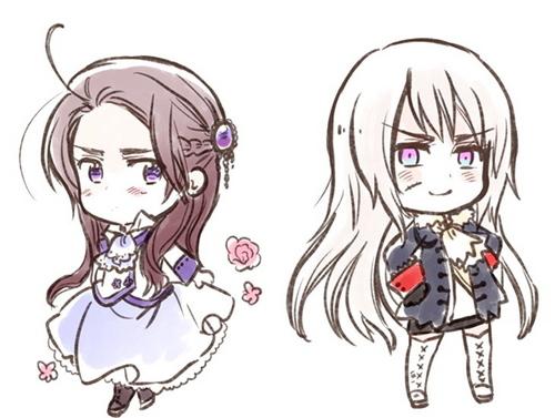 Official Fem Prussia & Austria