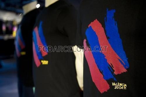 Official copa del rey shirt