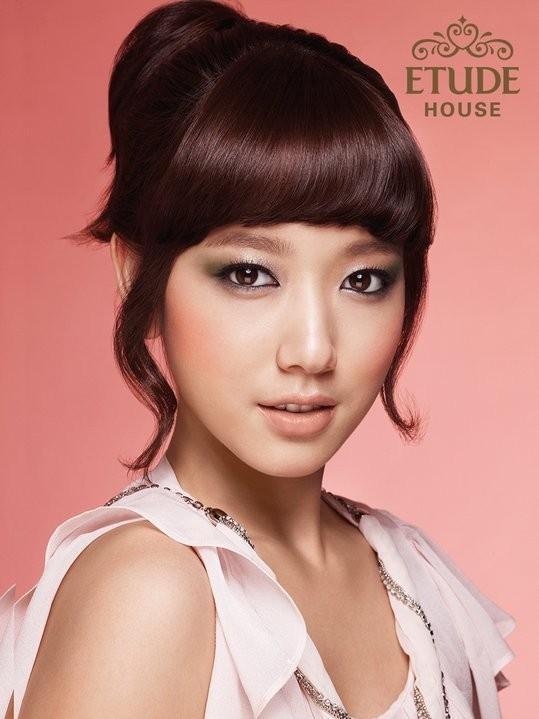 park shin hye boyfriend. Park Shin Hye - Etude House