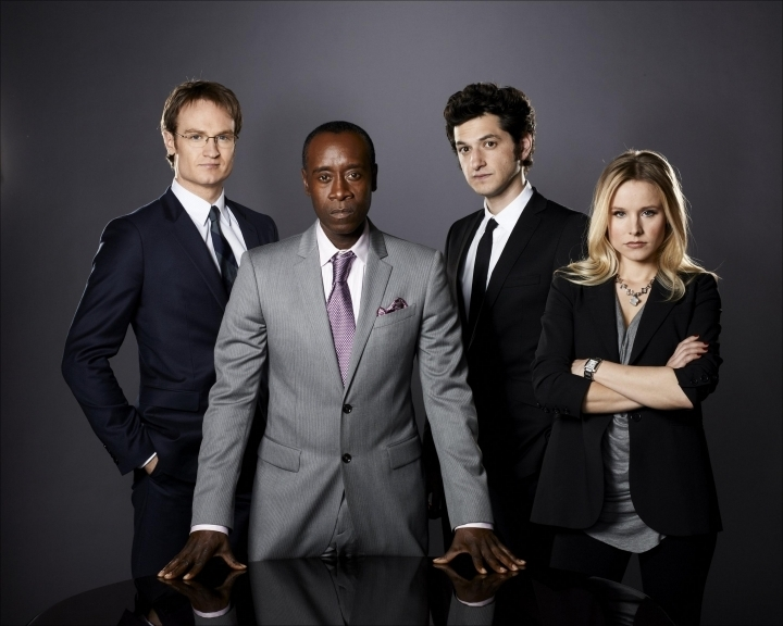 "Photoshoot ""House of Lies"""