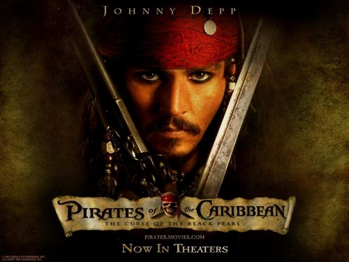 Movies wallpaper entitled Pirates_2003
