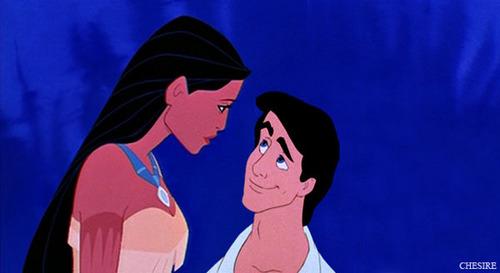 Pocahontas/Eric