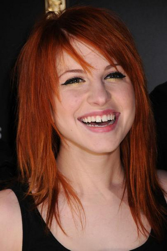 What Is Hayley Williams Natural Hair Color