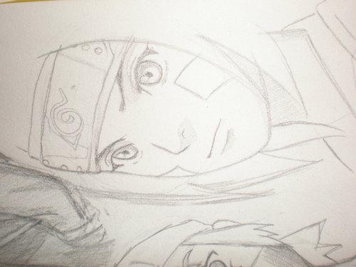 Rin, Team Minato