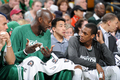 Rondo &amp; Kevin vs the Wizards - boston-celtics photo
