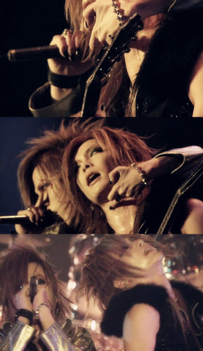 Ruki and Uruha