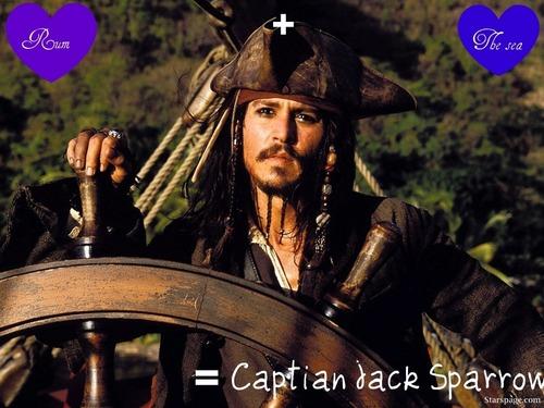 Rum+The sea=Jack ♥