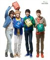 SHINee Official Pictures for Auction Poster & CF