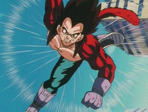 Dragon Ball Z Images SSJ4 Vegeta Wallpaper And Background Photos