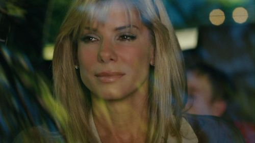 Sandra Bullock fond d'écran with a portrait called Sandra Bullock - The Blind Side