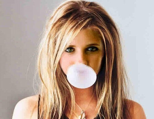 Sarah Bubble-Gum :D