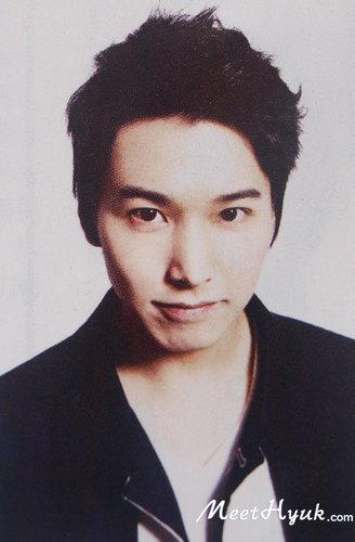 Scan - Super Junior M - Cool Magazine