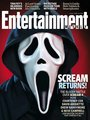 Scream 4! EW Cover